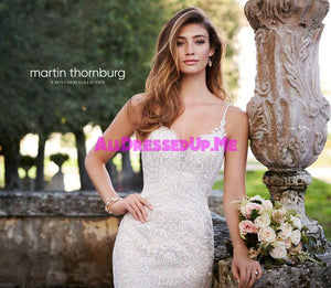 Martin Thornburg - Francesca - 218216 - 218216W - All Dressed Up, Bridal Gown - Mon Cheri - - Wedding Gowns Dresses Chattanooga Hixson Shops Boutiques Tennessee TN Georgia GA MSRP Lowest Prices Sale Discount
