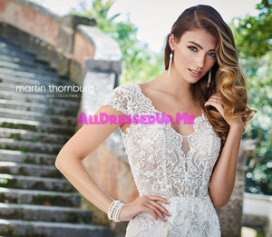 Martin Thornburg - Veronica - 218218 - 218218W - All Dressed Up, Bridal Gown - Mon Cheri - - Wedding Gowns Dresses Chattanooga Hixson Shops Boutiques Tennessee TN Georgia GA MSRP Lowest Prices Sale Discount