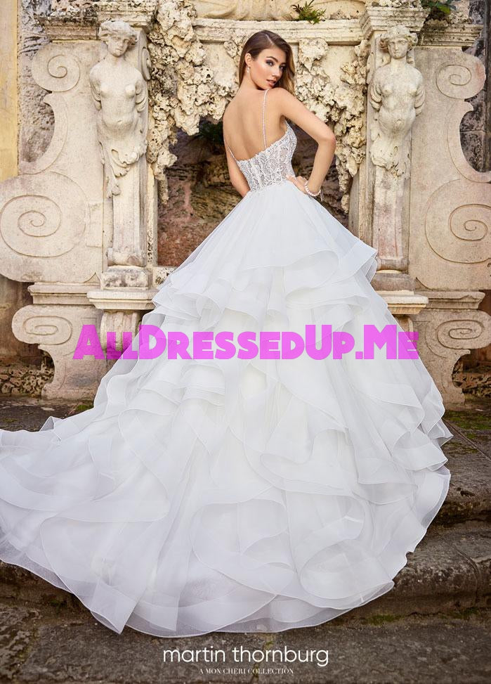 Martin Thornburg - Adele - 218221 - 218221W - All Dressed Up, Bridal Gown - Mon Cheri - - Wedding Gowns Dresses Chattanooga Hixson Shops Boutiques Tennessee TN Georgia GA MSRP Lowest Prices Sale Discount