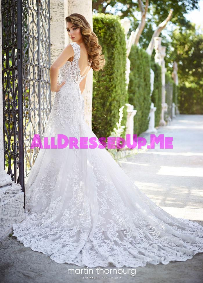Martin Thornburg - Carina - 218222 - 218222W - All Dressed Up, Bridal Gown - Mon Cheri - - Wedding Gowns Dresses Chattanooga Hixson Shops Boutiques Tennessee TN Georgia GA MSRP Lowest Prices Sale Discount