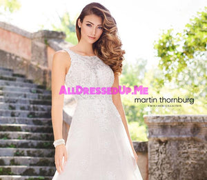 Martin Thornburg - Capri - 218230 - 218230W - All Dressed Up, Bridal Gown - Mon Cheri - - Wedding Gowns Dresses Chattanooga Hixson Shops Boutiques Tennessee TN Georgia GA MSRP Lowest Prices Sale Discount