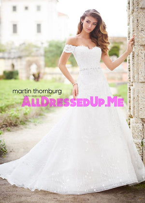 Martin Thornburg - Lorena - 218232 - 218232W - All Dressed Up, Bridal Gown - Mon Cheri - - Wedding Gowns Dresses Chattanooga Hixson Shops Boutiques Tennessee TN Georgia GA MSRP Lowest Prices Sale Discount