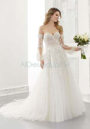 Morilee - Antonella - 2183 - All Dressed Up, Bridal Gown - Morilee - - Wedding Gowns Dresses Chattanooga Hixson Shops Boutiques Tennessee TN Georgia GA MSRP Lowest Prices Sale Discount