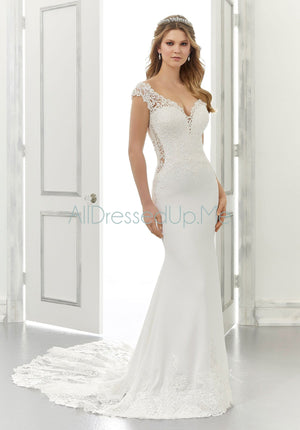 Morilee - Anya - 2184 - All Dressed Up, Bridal Gown - Morilee - - Wedding Gowns Dresses Chattanooga Hixson Shops Boutiques Tennessee TN Georgia GA MSRP Lowest Prices Sale Discount