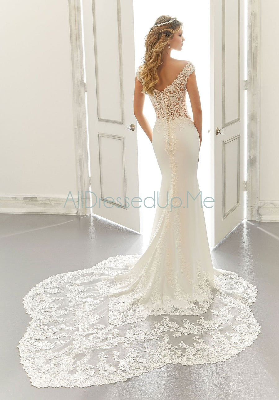 Morilee - Anya - 2184 - Cheron's Bridal, Wedding Gown - Morilee - - Wedding Gowns Dresses Chattanooga Hixson Shops Boutiques Tennessee TN Georgia GA MSRP Lowest Prices Sale Discount