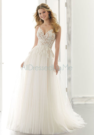 Morilee - Ariadne - 2189 - All Dressed Up, Bridal Gown - Morilee - - Wedding Gowns Dresses Chattanooga Hixson Shops Boutiques Tennessee TN Georgia GA MSRP Lowest Prices Sale Discount