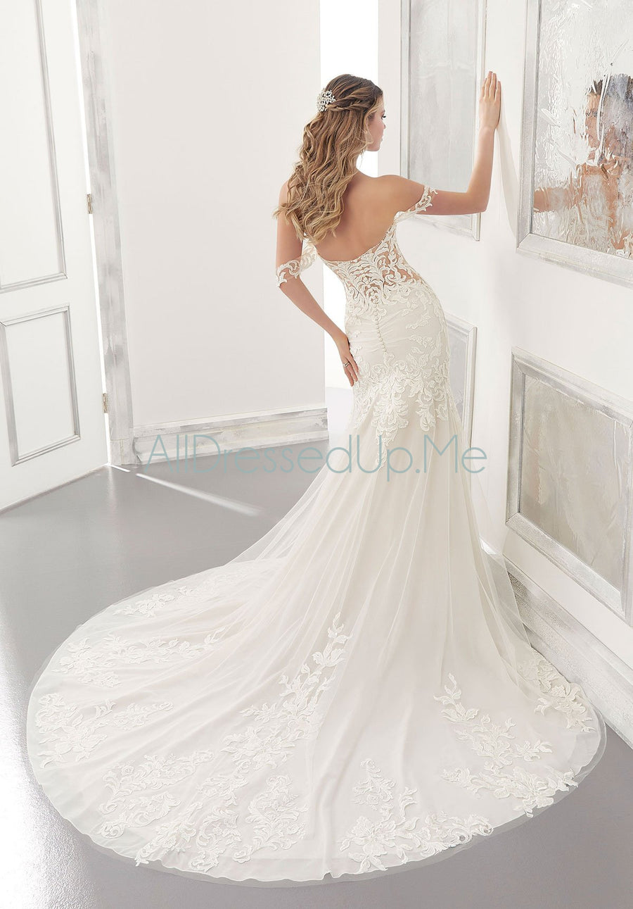 Morilee - Adaline - 2190 - All Dressed Up, Bridal Gown - Morilee - - Wedding Gowns Dresses Chattanooga Hixson Shops Boutiques Tennessee TN Georgia GA MSRP Lowest Prices Sale Discount