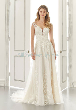 Morilee - Alice - 2191 - All Dressed Up, Bridal Gown - Morilee - - Wedding Gowns Dresses Chattanooga Hixson Shops Boutiques Tennessee TN Georgia GA MSRP Lowest Prices Sale Discount
