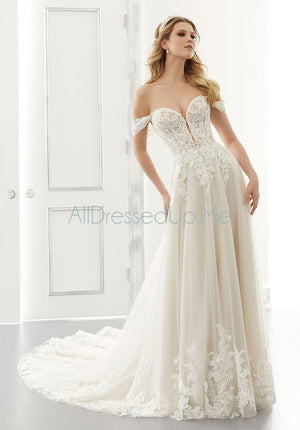 Morilee - Adrianna - 2192 - All Dressed Up, Bridal Gown - Morilee - - Wedding Gowns Dresses Chattanooga Hixson Shops Boutiques Tennessee TN Georgia GA MSRP Lowest Prices Sale Discount