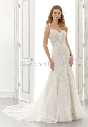 Morilee - Aviva - 2194 - Cheron's Bridal, Wedding Gown - Morilee - - Wedding Gowns Dresses Chattanooga Hixson Shops Boutiques Tennessee TN Georgia GA MSRP Lowest Prices Sale Discount