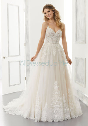 Morilee - Annabel - 2195 - All Dressed Up, Bridal Gown - Morilee - - Wedding Gowns Dresses Chattanooga Hixson Shops Boutiques Tennessee TN Georgia GA MSRP Lowest Prices Sale Discount