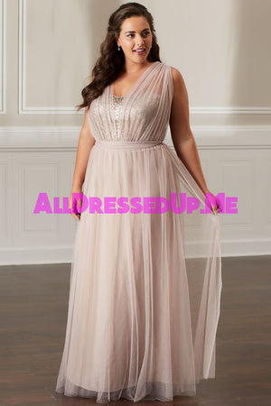Christina Wu - 22725 - Cheron's Bridal, Bridesmaids Dress
