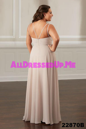 Christina Wu - 22870 - 22870B - All Dressed Up, Bridesmaids Dress