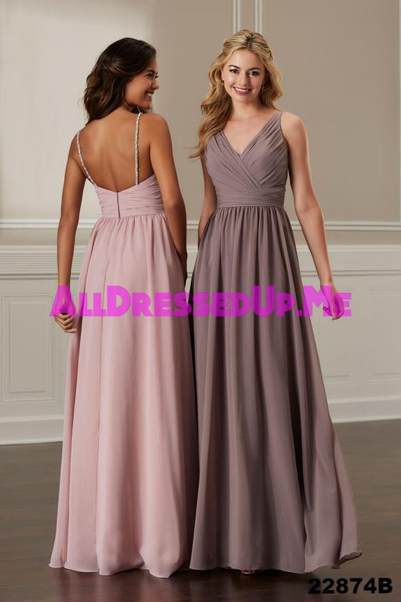 Christina Wu - 22874 - 22874B - All Dressed Up, Bridesmaids Dress