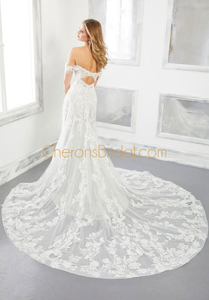 Morilee - 2307 - 2307W - Blossom - Cheron's Bridal, Wedding Gown - Morilee - - Wedding Gowns Dresses Chattanooga Hixson Shops Boutiques Tennessee TN Georgia GA MSRP Lowest Prices Sale Discount