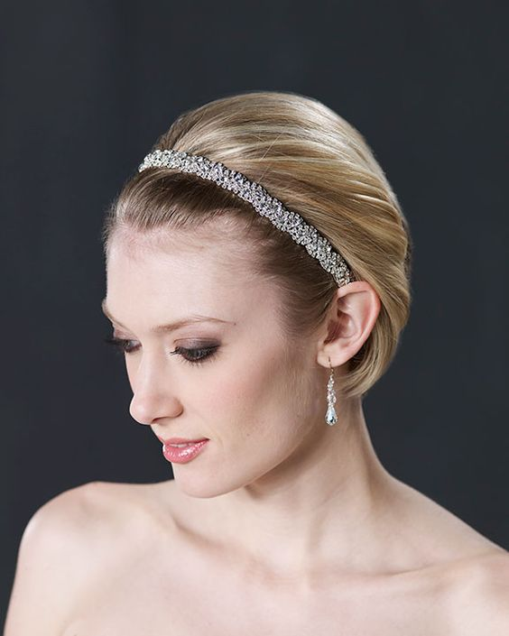 Berger - 2452 - All Dressed Up, Bridal Headpiece