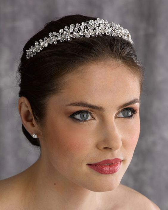 2553 - Cheron's Bridal, Headpiece
