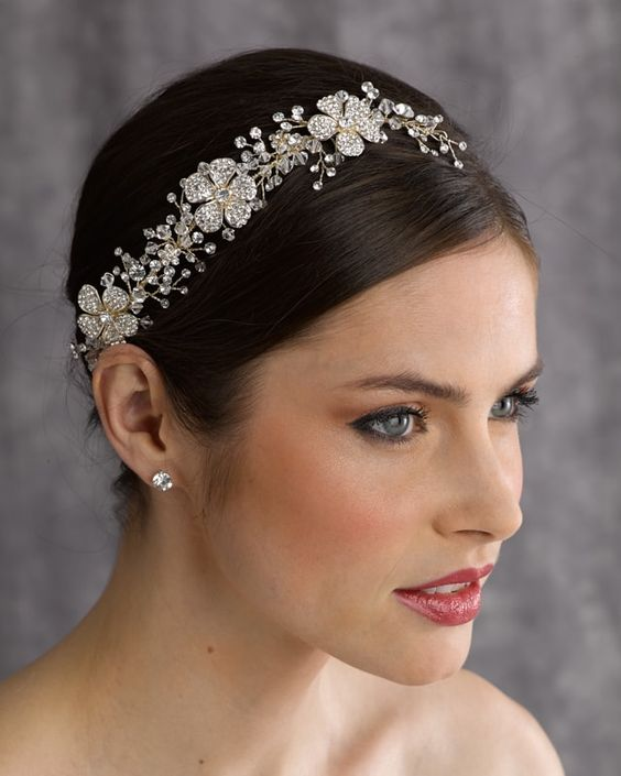 2562 - Cheron's Bridal, Headpiece