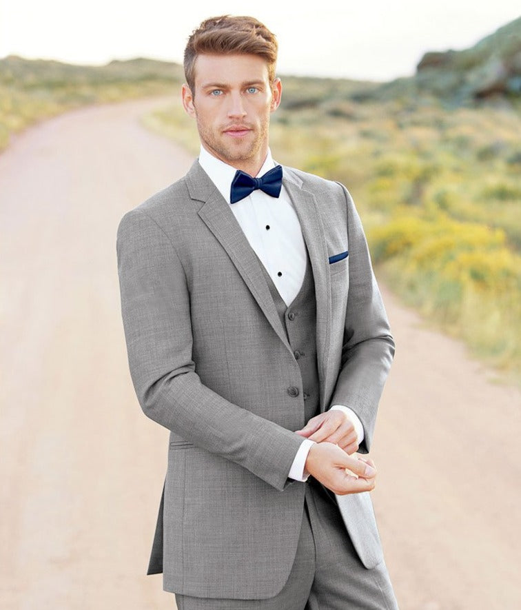 Clayton Heather Grey Suit Coat - All Dressed Up, Purchase