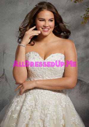 Julietta - Lizbeth - 3246 - All Dressed Up, Bridal Gown - Morilee - - Wedding Gowns Dresses Chattanooga Hixson Shops Boutiques Tennessee TN Georgia GA MSRP Lowest Prices Sale Discount