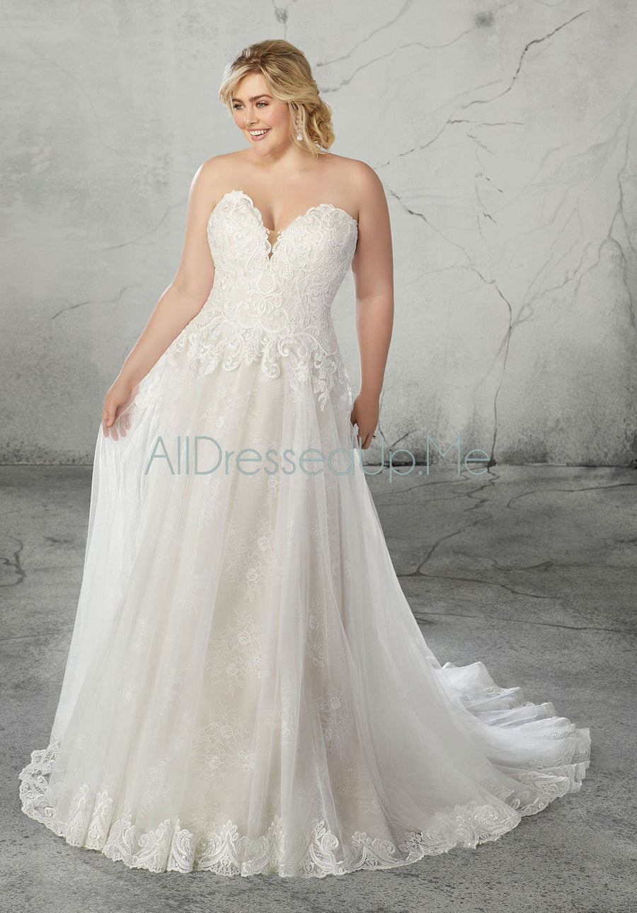 Julietta - Rania - 3261 - Cheron's Bridal, Wedding Gown - Morilee - - Wedding Gowns Dresses Chattanooga Hixson Shops Boutiques Tennessee TN Georgia GA MSRP Lowest Prices Sale Discount