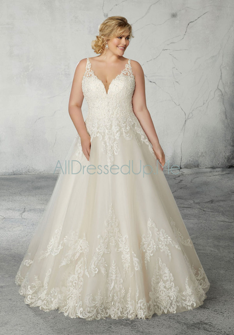 Julietta - Rosanna - 3264 - Cheron's Bridal, Wedding Gown - Morilee - - Wedding Gowns Dresses Chattanooga Hixson Shops Boutiques Tennessee TN Georgia GA MSRP Lowest Prices Sale Discount