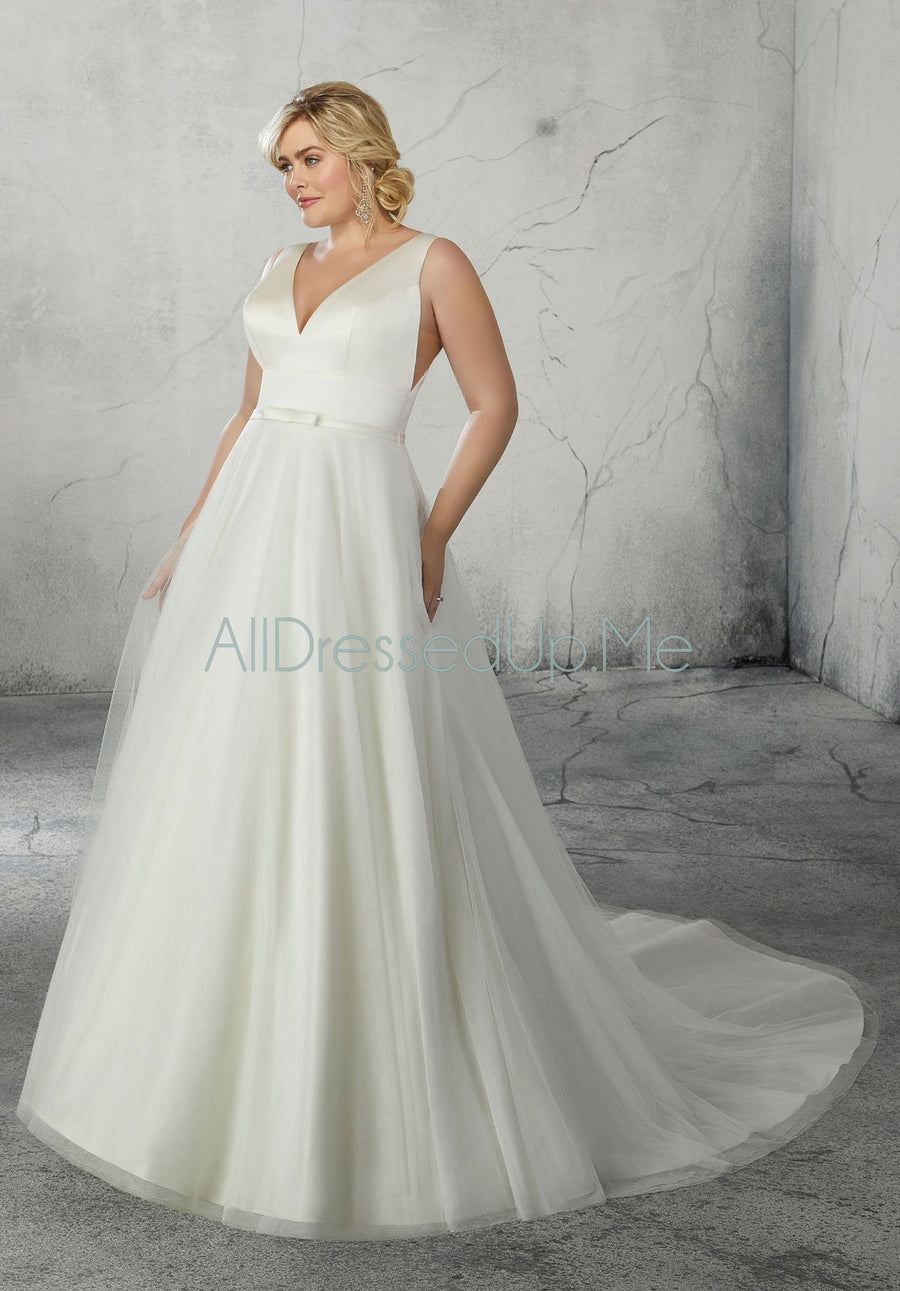 Julietta - Rolanda - 3268 - All Dressed Up, Bridal Gown - Morilee - - Wedding Gowns Dresses Chattanooga Hixson Shops Boutiques Tennessee TN Georgia GA MSRP Lowest Prices Sale Discount