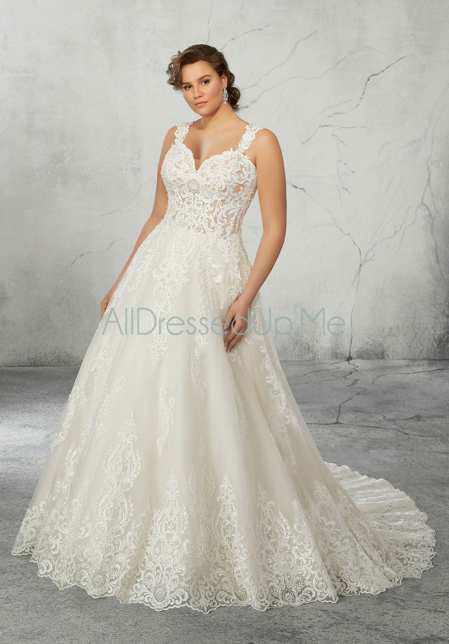 Julietta - Rhonda - 3272 - All Dressed Up, Bridal Gown - Morilee - - Wedding Gowns Dresses Chattanooga Hixson Shops Boutiques Tennessee TN Georgia GA MSRP Lowest Prices Sale Discount