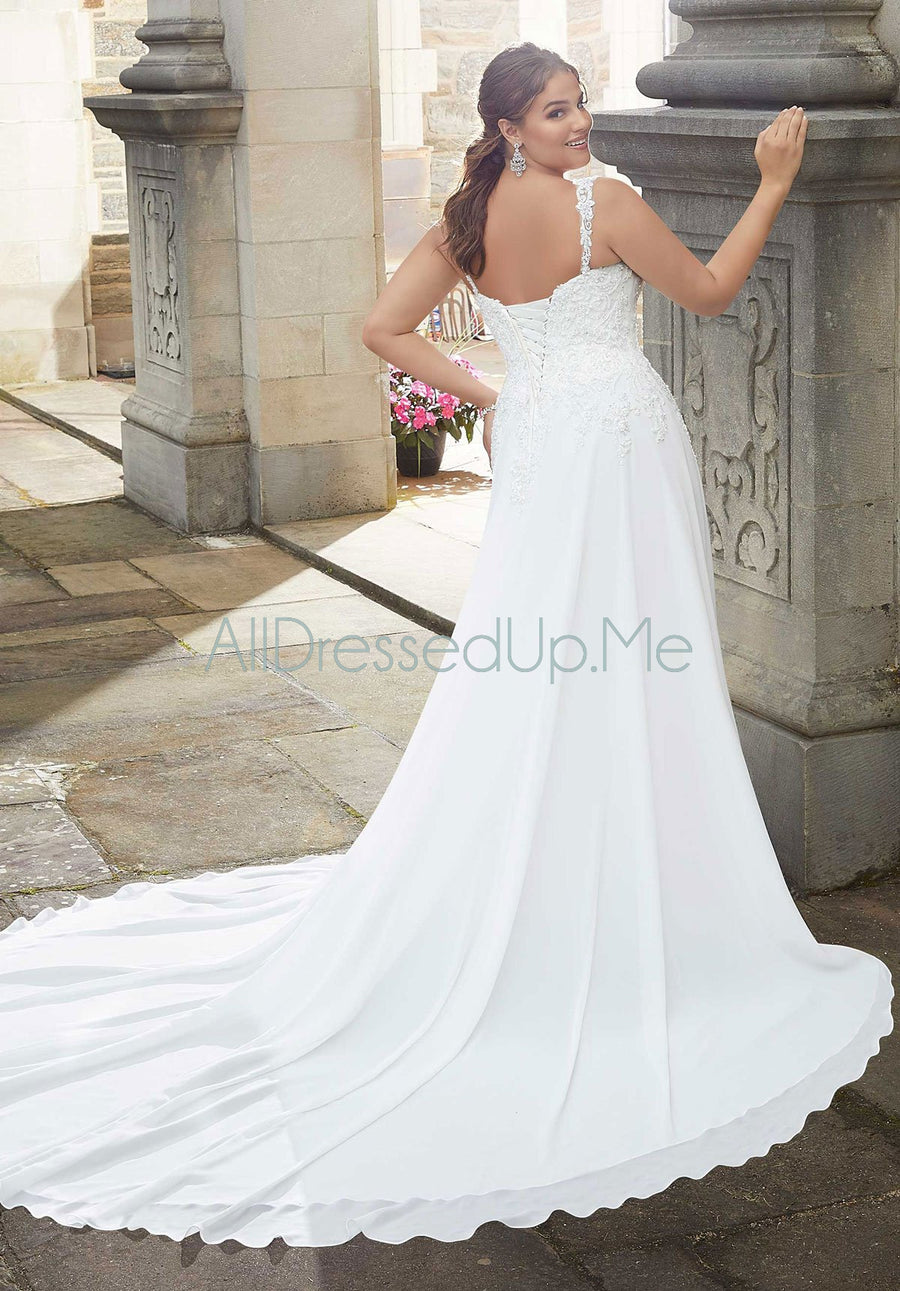 Julietta - Sylvia - 3282 - All Dressed Up, Bridal Gown - Morilee - - Wedding Gowns Dresses Chattanooga Hixson Shops Boutiques Tennessee TN Georgia GA MSRP Lowest Prices Sale Discount