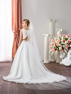 Berger - 4352 - All Dressed Up, Bridal Veil