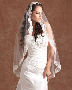 Berger - 435 - All Dressed Up, Bridal Veil