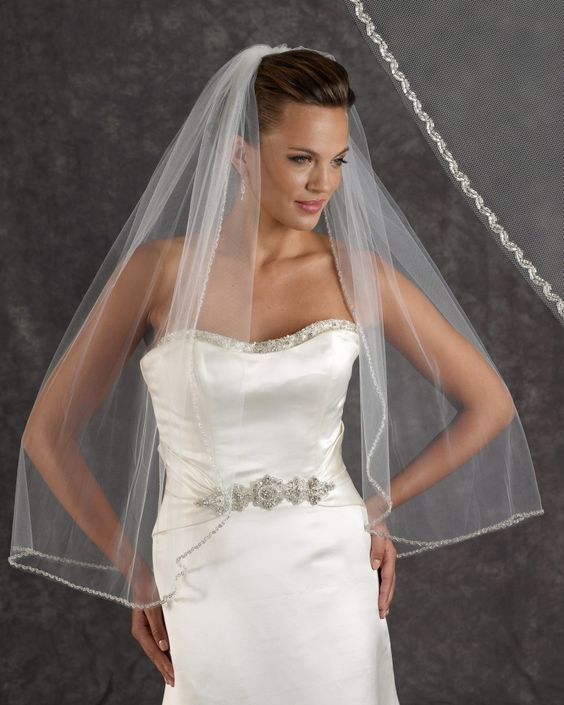 Berger - 4407 - All Dressed Up, Bridal Veil