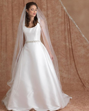 Berger - 4601 - All Dressed Up, Bridal Veil