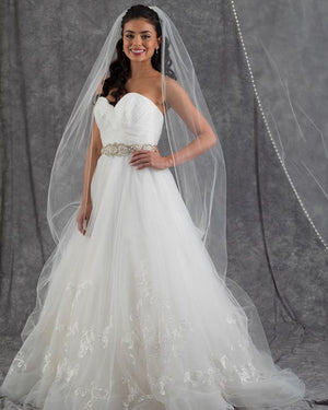 Berger - 4652 - All Dressed Up, Bridal Veil
