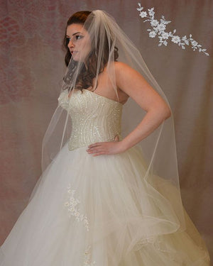 Berger - 4707 - All Dressed Up, Bridal Veil