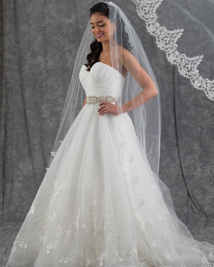 Berger - 489 - All Dressed Up, Bridal Veil