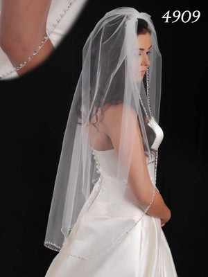 Berger - 4909 - All Dressed Up, Bridal Veil