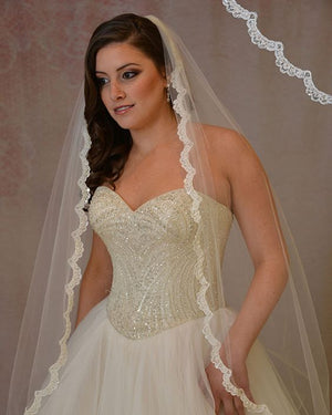 Berger - 490 - All Dressed Up, Bridal Veil