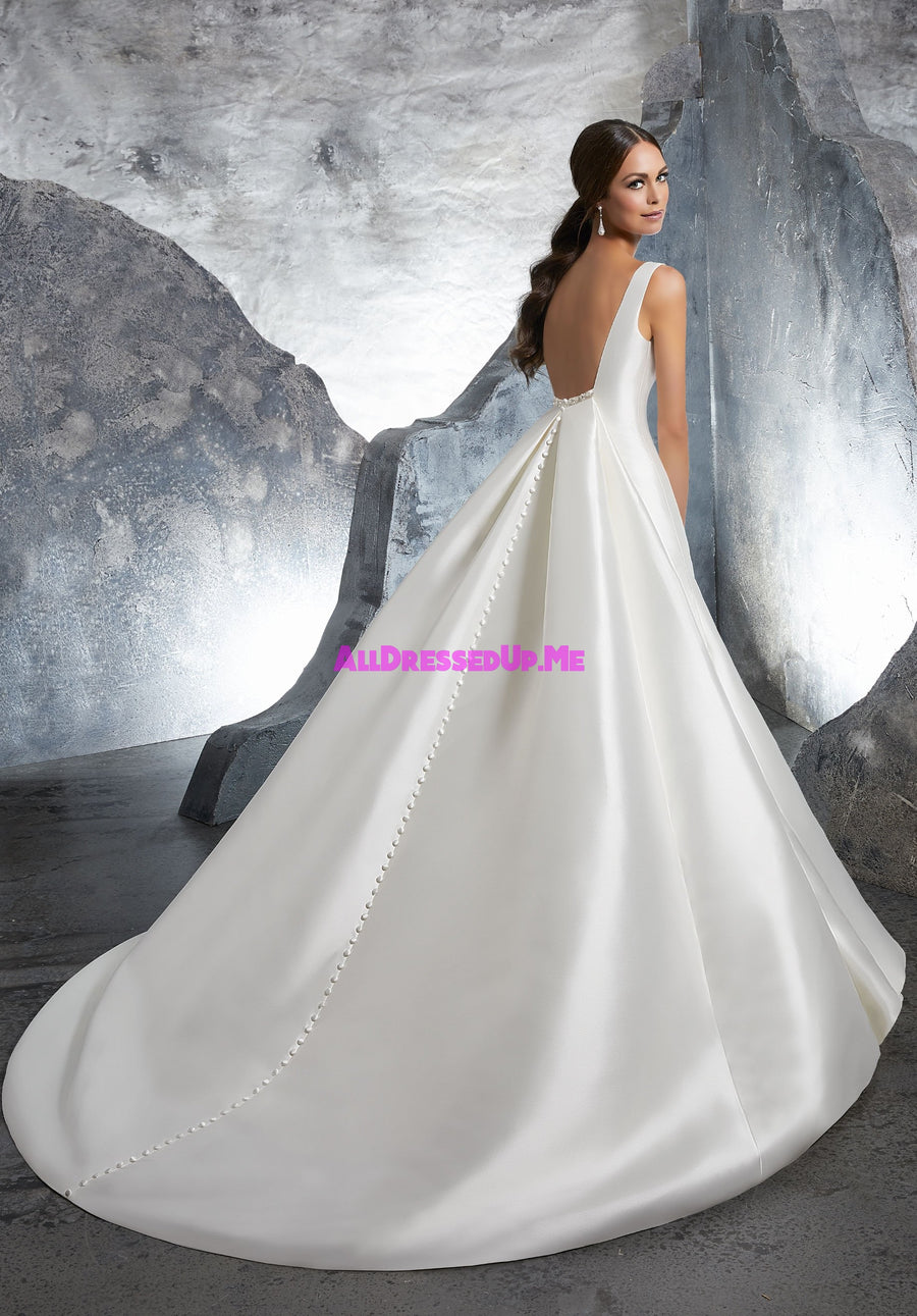 Blu - 5603 - Kassandra - All Dressed Up, Bridal Gown - Morilee - - Wedding Gowns Dresses Chattanooga Hixson Shops Boutiques Tennessee TN Georgia GA MSRP Lowest Prices Sale Discount