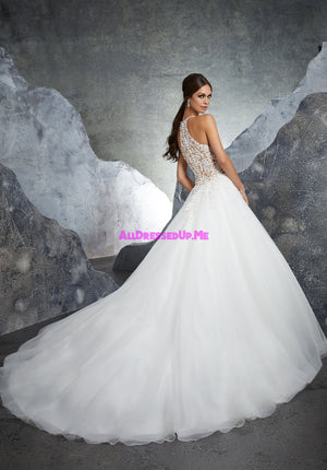 Blu - 5608 - Kathleen - All Dressed Up, Bridal Gown - Morilee - - Wedding Gowns Dresses Chattanooga Hixson Shops Boutiques Tennessee TN Georgia GA MSRP Lowest Prices Sale Discount