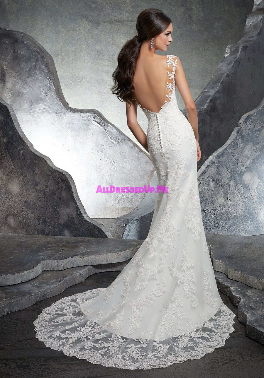 Blu - 5612 - Kaylin - All Dressed Up, Bridal Gown - Morilee - - Wedding Gowns Dresses Chattanooga Hixson Shops Boutiques Tennessee TN Georgia GA MSRP Lowest Prices Sale Discount