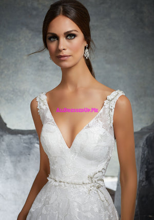 Blu - 5614 - Kalista - All Dressed Up, Bridal Gown - Morilee - - Wedding Gowns Dresses Chattanooga Hixson Shops Boutiques Tennessee TN Georgia GA MSRP Lowest Prices Sale Discount