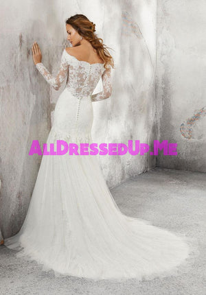 Blu - Lillian - 5686 - All Dressed Up, Bridal Gown - Morilee - - Wedding Gowns Dresses Chattanooga Hixson Shops Boutiques Tennessee TN Georgia GA MSRP Lowest Prices Sale Discount
