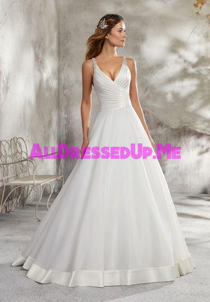 Blu - Lorena - 5690 - All Dressed Up, Bridal Gown - Morilee - - Wedding Gowns Dresses Chattanooga Hixson Shops Boutiques Tennessee TN Georgia GA MSRP Lowest Prices Sale Discount