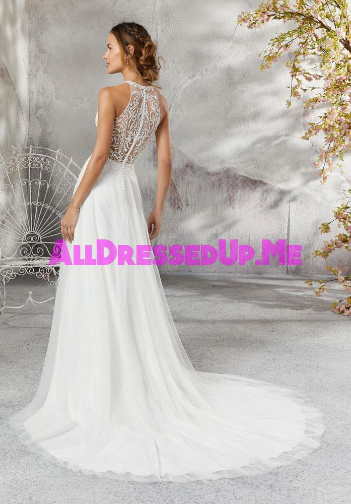 Blu - Lourdes - 5691 - All Dressed Up, Bridal Gown - Morilee - - Wedding Gowns Dresses Chattanooga Hixson Shops Boutiques Tennessee TN Georgia GA MSRP Lowest Prices Sale Discount