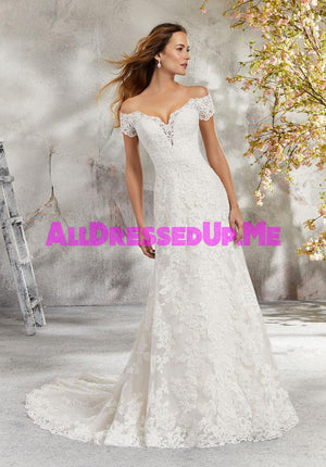 Blu - Linda - 5692 - All Dressed Up, Bridal Gown - Morilee - - Wedding Gowns Dresses Chattanooga Hixson Shops Boutiques Tennessee TN Georgia GA MSRP Lowest Prices Sale Discount