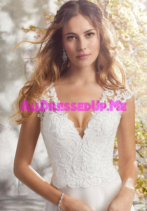 Blu - Lark - 5694 - All Dressed Up, Bridal Gown - Morilee - - Wedding Gowns Dresses Chattanooga Hixson Shops Boutiques Tennessee TN Georgia GA MSRP Lowest Prices Sale Discount
