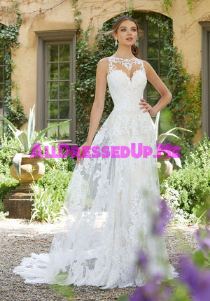 Blu - Prudence - 5705 - 5705W - All Dressed Up, Bridal Gown - Morilee - - Wedding Gowns Dresses Chattanooga Hixson Shops Boutiques Tennessee TN Georgia GA MSRP Lowest Prices Sale Discount