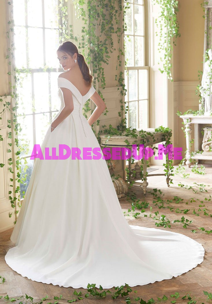 Blu - Providence - 5712 - All Dressed Up, Bridal Gown - Morilee - - Wedding Gowns Dresses Chattanooga Hixson Shops Boutiques Tennessee TN Georgia GA MSRP Lowest Prices Sale Discount
