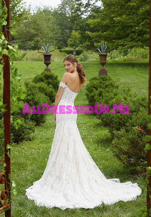 Blu - Paradisa - 5714 - All Dressed Up, Bridal Gown - Morilee - - Wedding Gowns Dresses Chattanooga Hixson Shops Boutiques Tennessee TN Georgia GA MSRP Lowest Prices Sale Discount